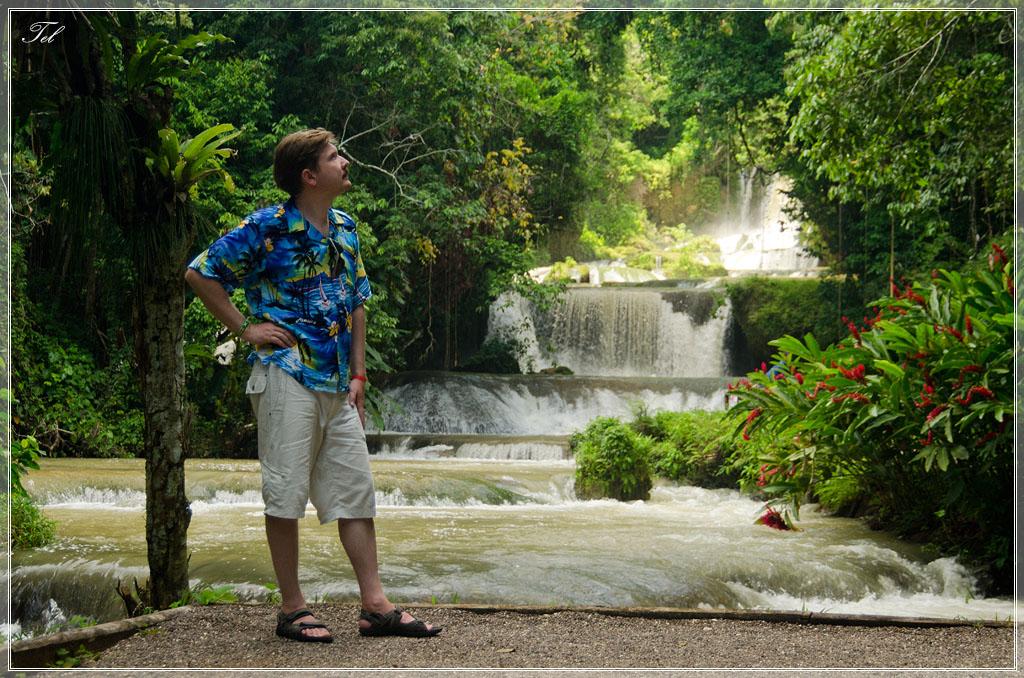 На водопадах