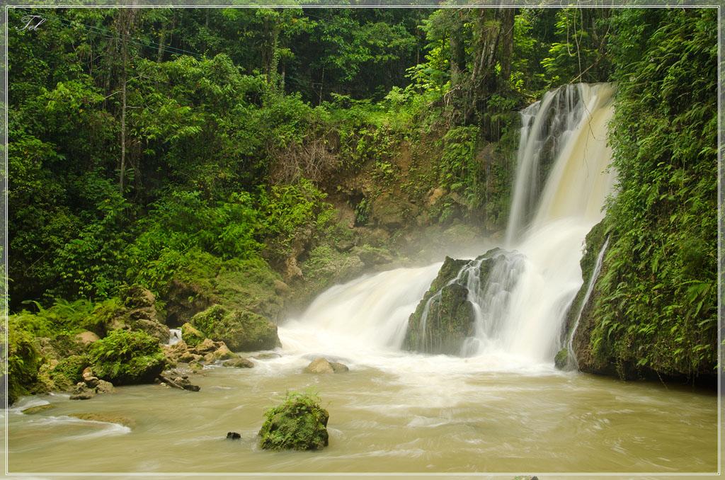 Дальний водопад