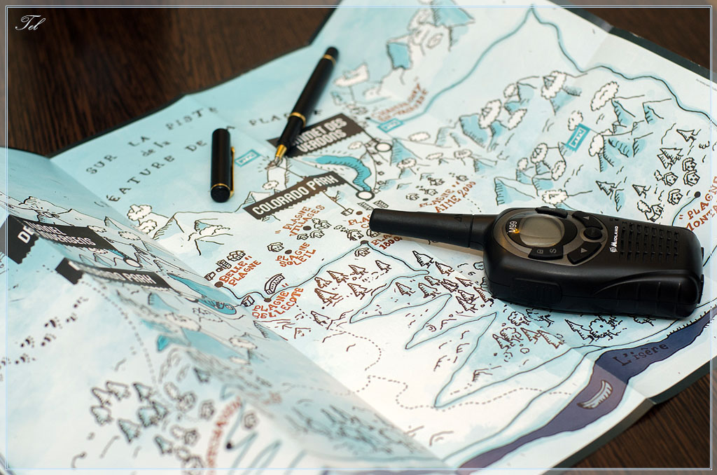 Карта исследователя
