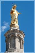 Статуя на высоте