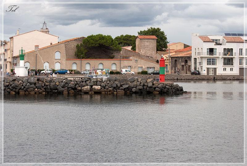 Портовые домики