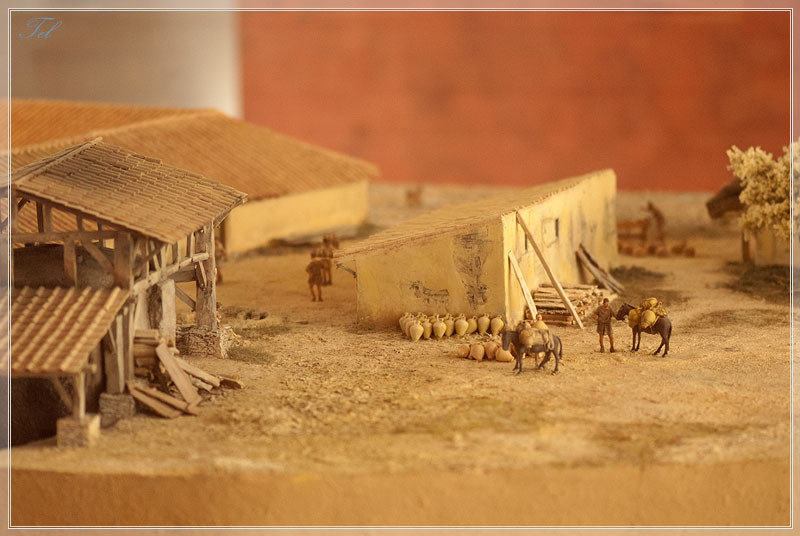 Модель деревни 2