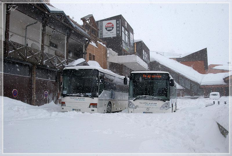 Автобусы в плену