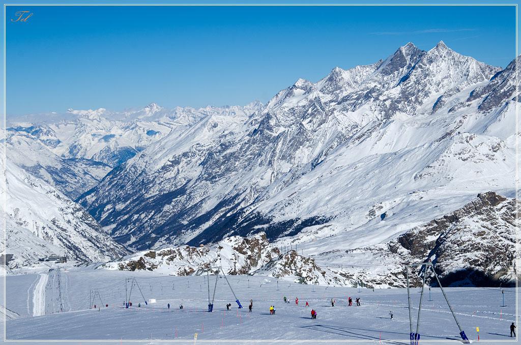 Где-то внизу прячется Швейцария