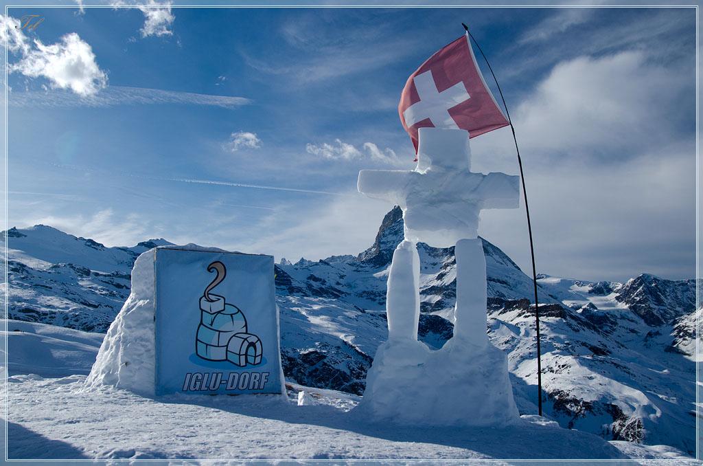 Это Швейцария