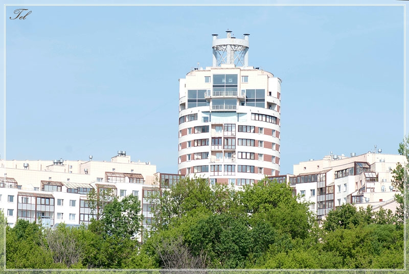 Новая башня