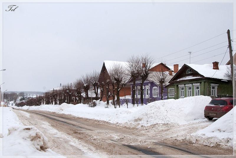 Улица Палеха