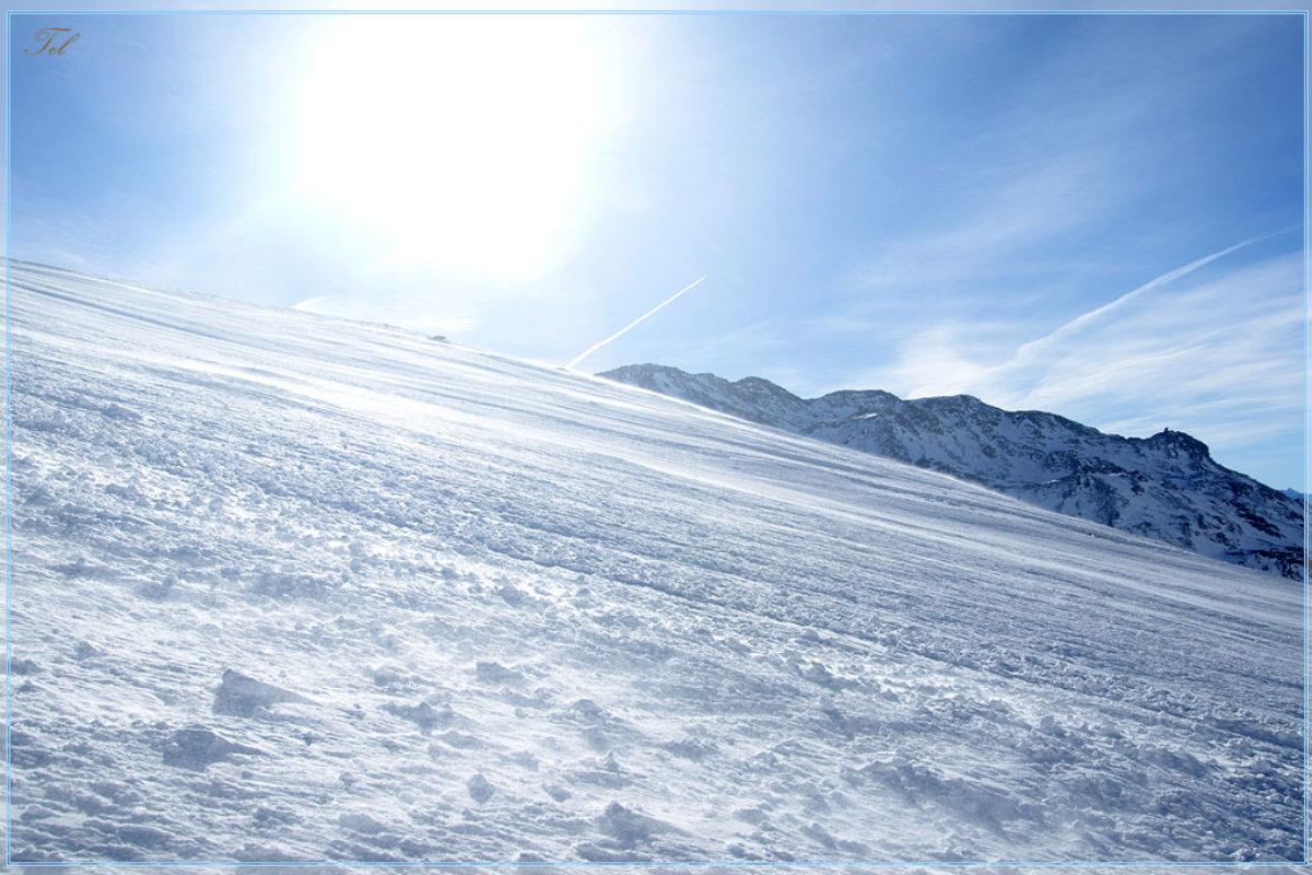 Червинья. Особенности склонов и климатических условий.