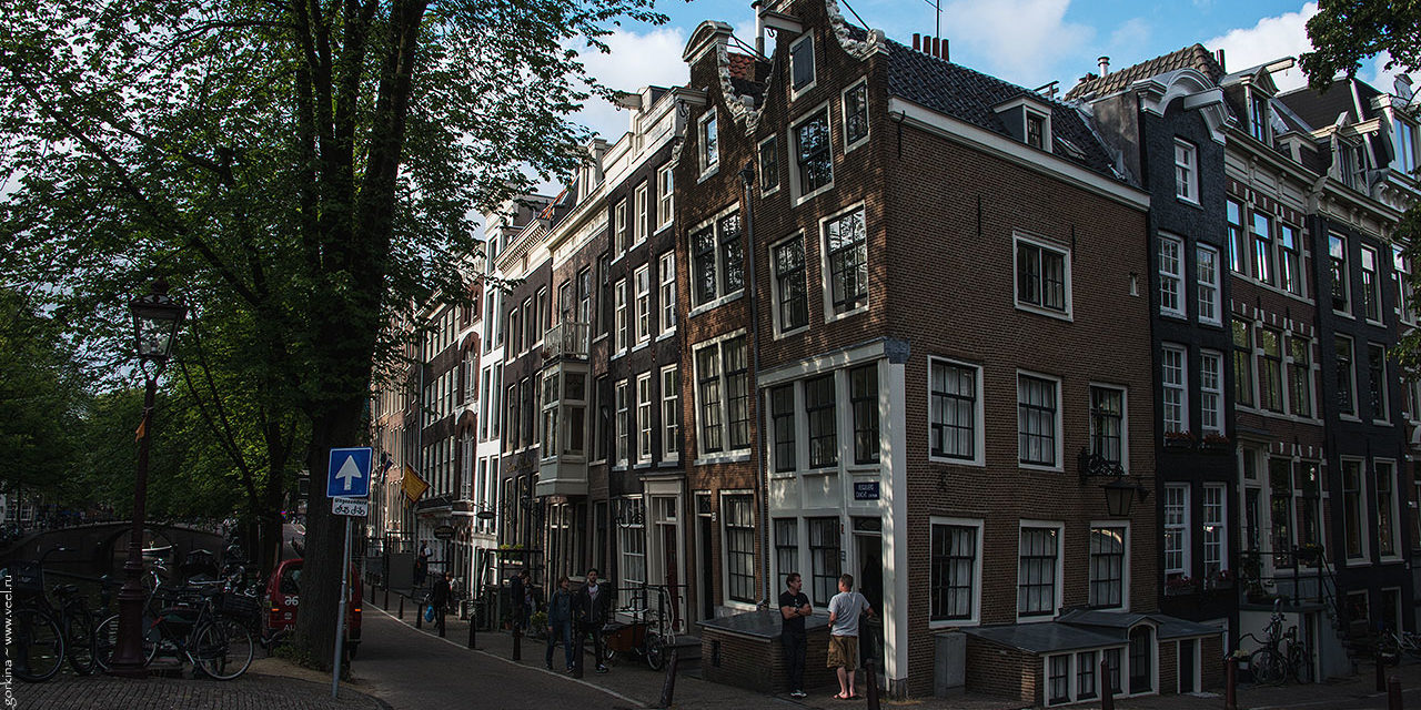 Нидерланды. Амстердам