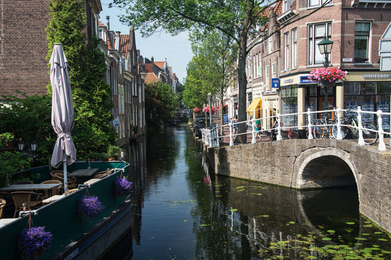 Нидерланды. Делфт