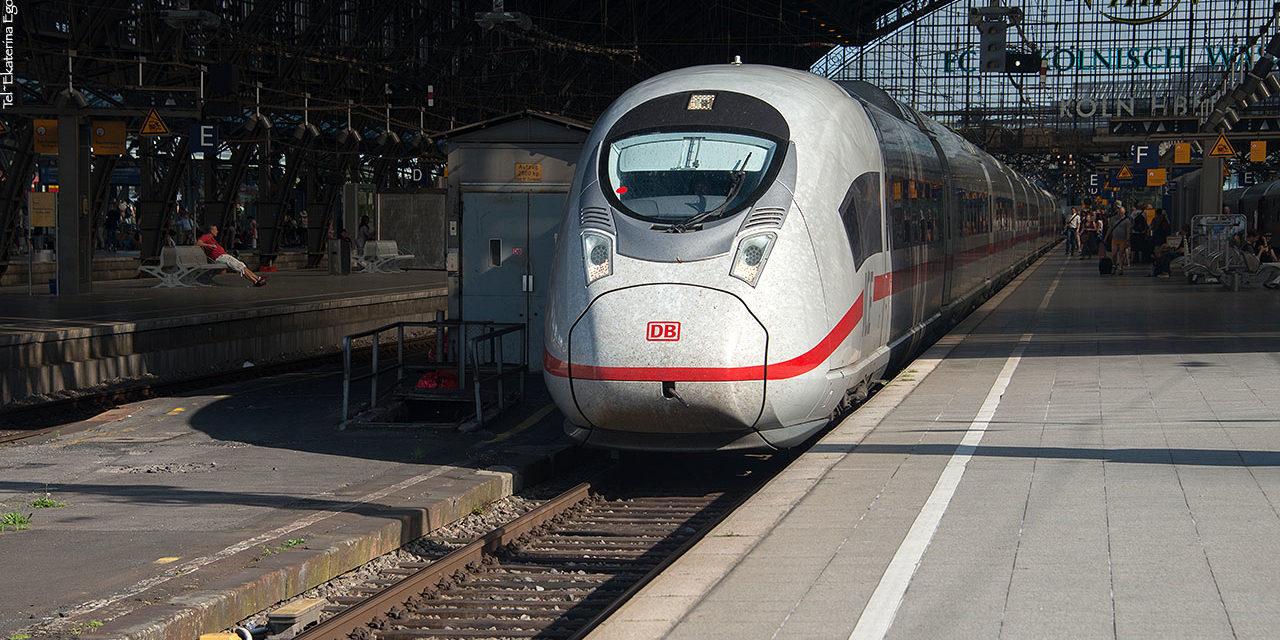 Немецкие железные дороги – альтернатива автопутешествию