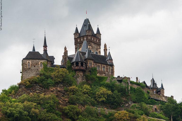 Пять замков Германии, запомнившихся во время поездки