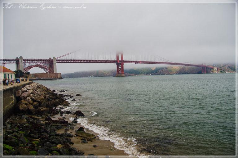 Американское путешествие. Сан Франциско.