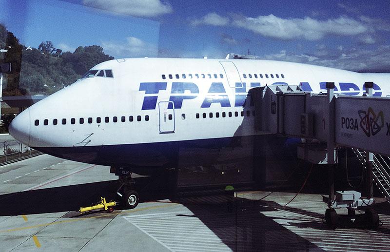 Как мы летели с Трансаэро