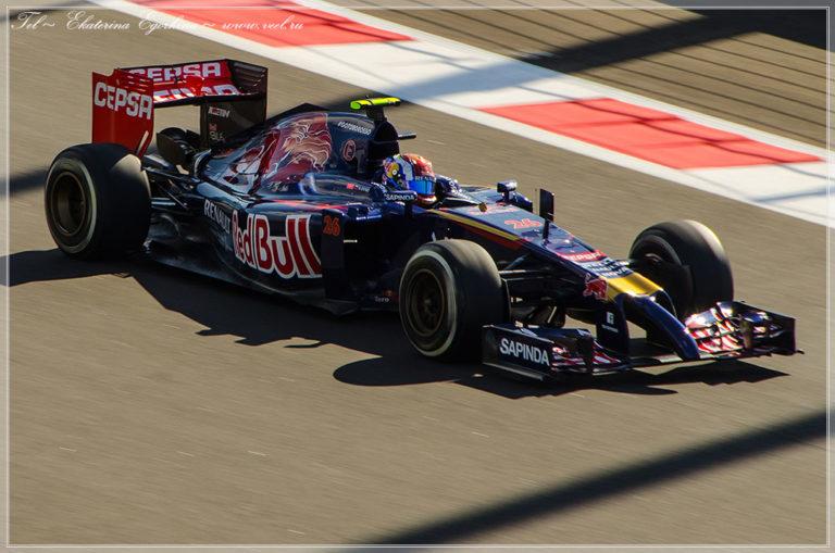 Формула-1. Гран-При России 2014