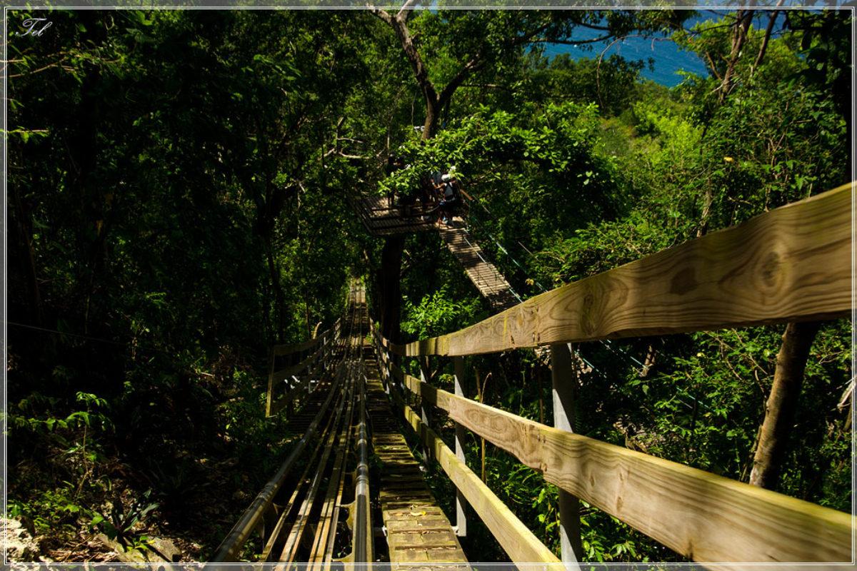 Mystic mountain – парк развлечений