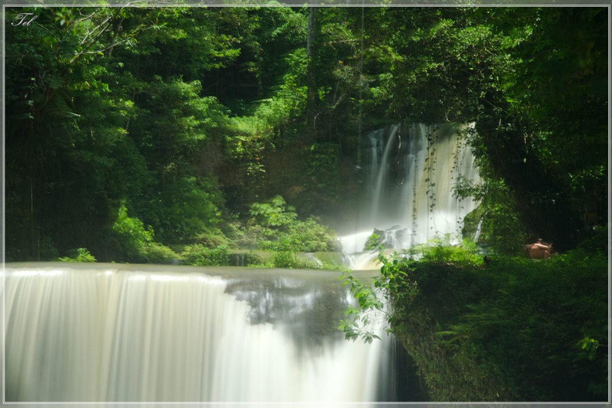YS Falls и Black River