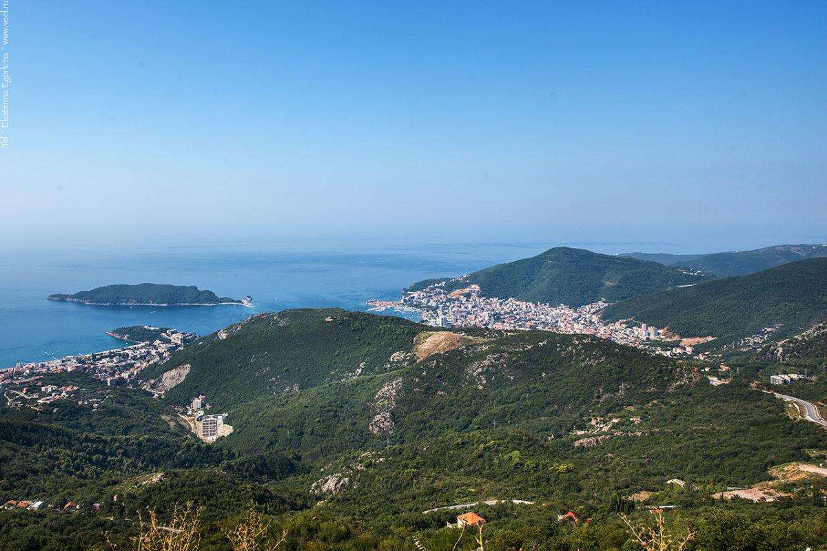 Черногория. Прогулки по побережью и старые города