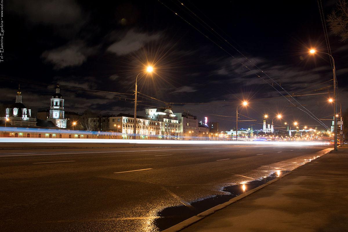Фото: Ритм большого города