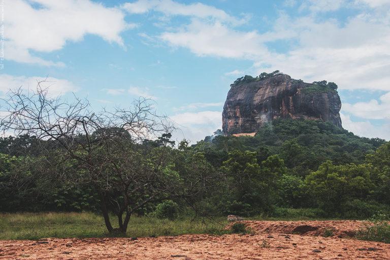 Сигирия – Львиная скала