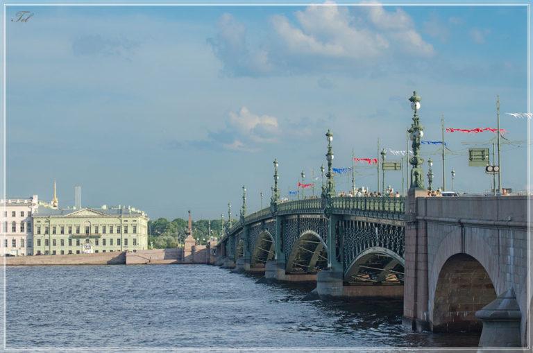 Санкт-Петербург. По следам прошлого лета.
