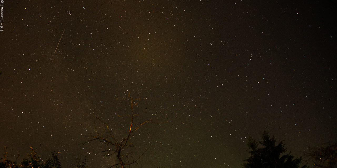 Фото: Под звездами
