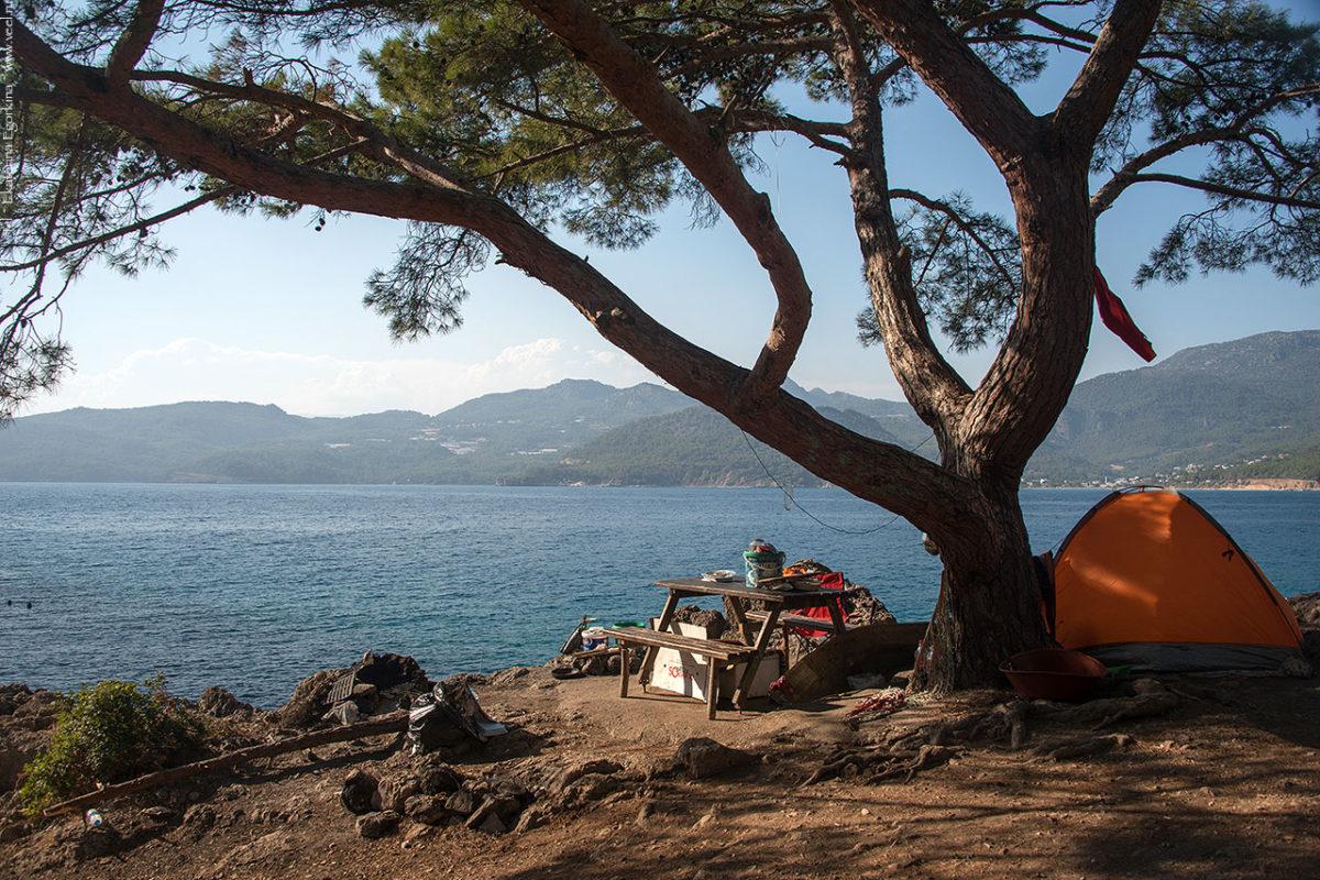 Другой отдых в Турции