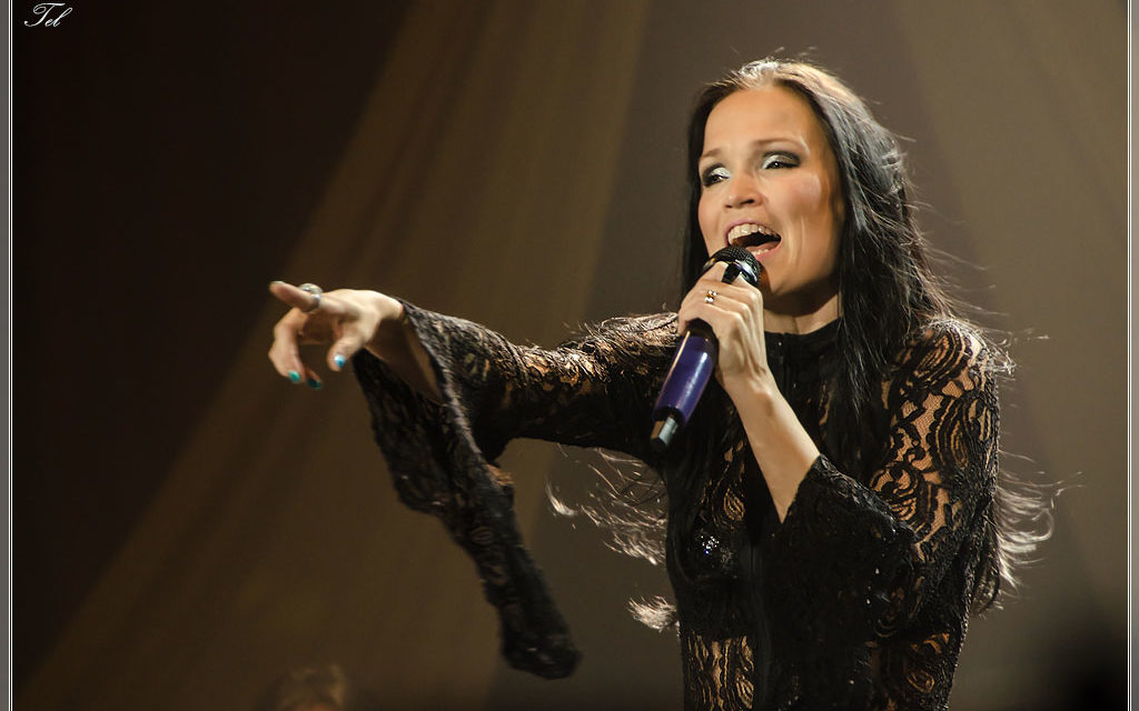 Tarja. Colors in Russia. Moscow