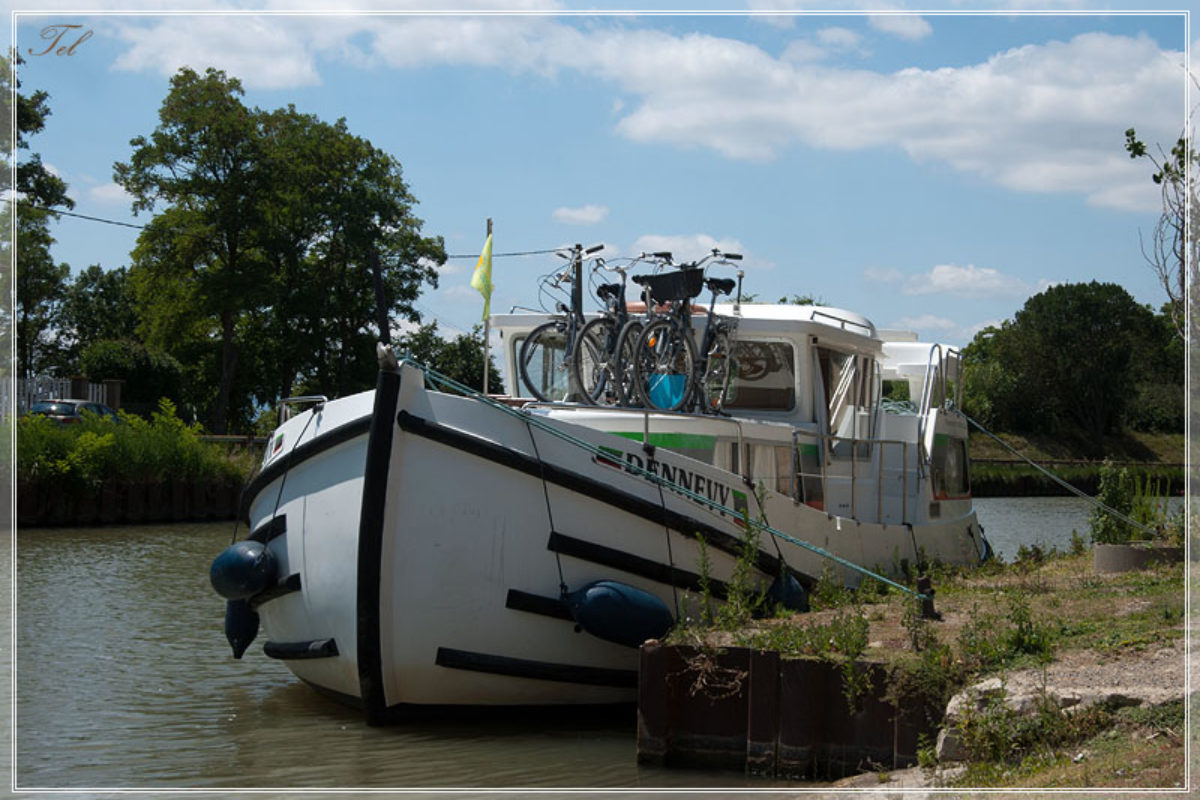 На лодке по du Midi. День первый. Отплытие.