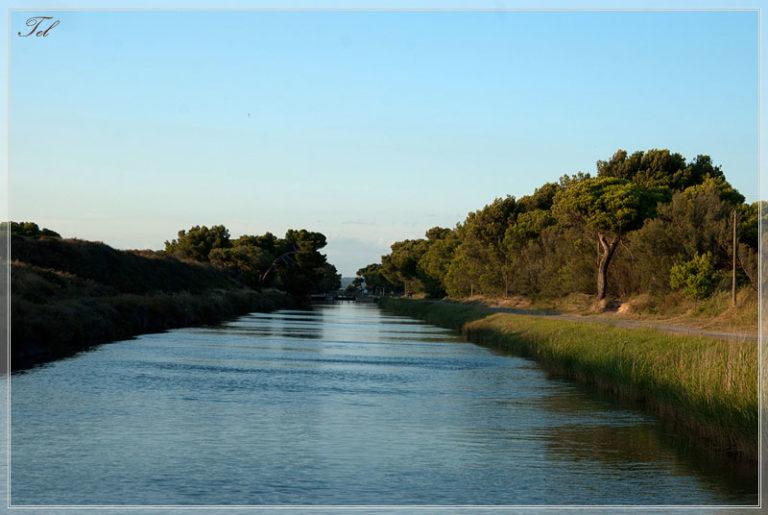 На лодке по du Midi. День седьмой. На краю канала.