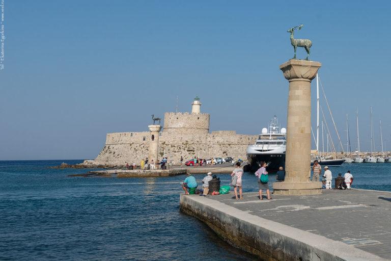 Греция. Город Родос