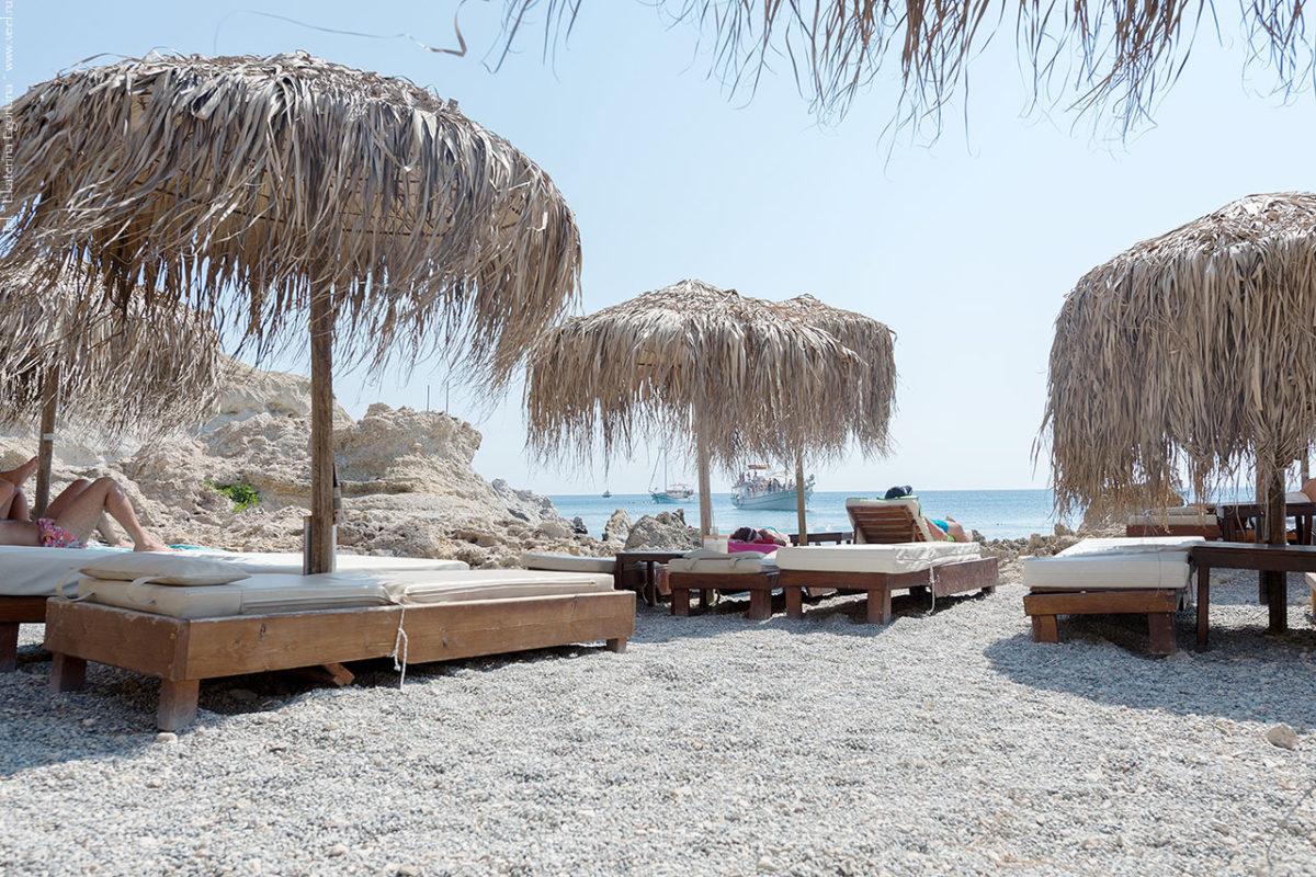 Родос. Пляжи