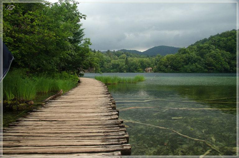 С Ветерком к морю. Плитвицкие озера.