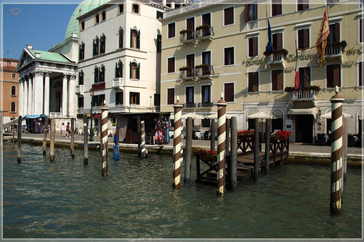 Путешествие к морю. Венеция.