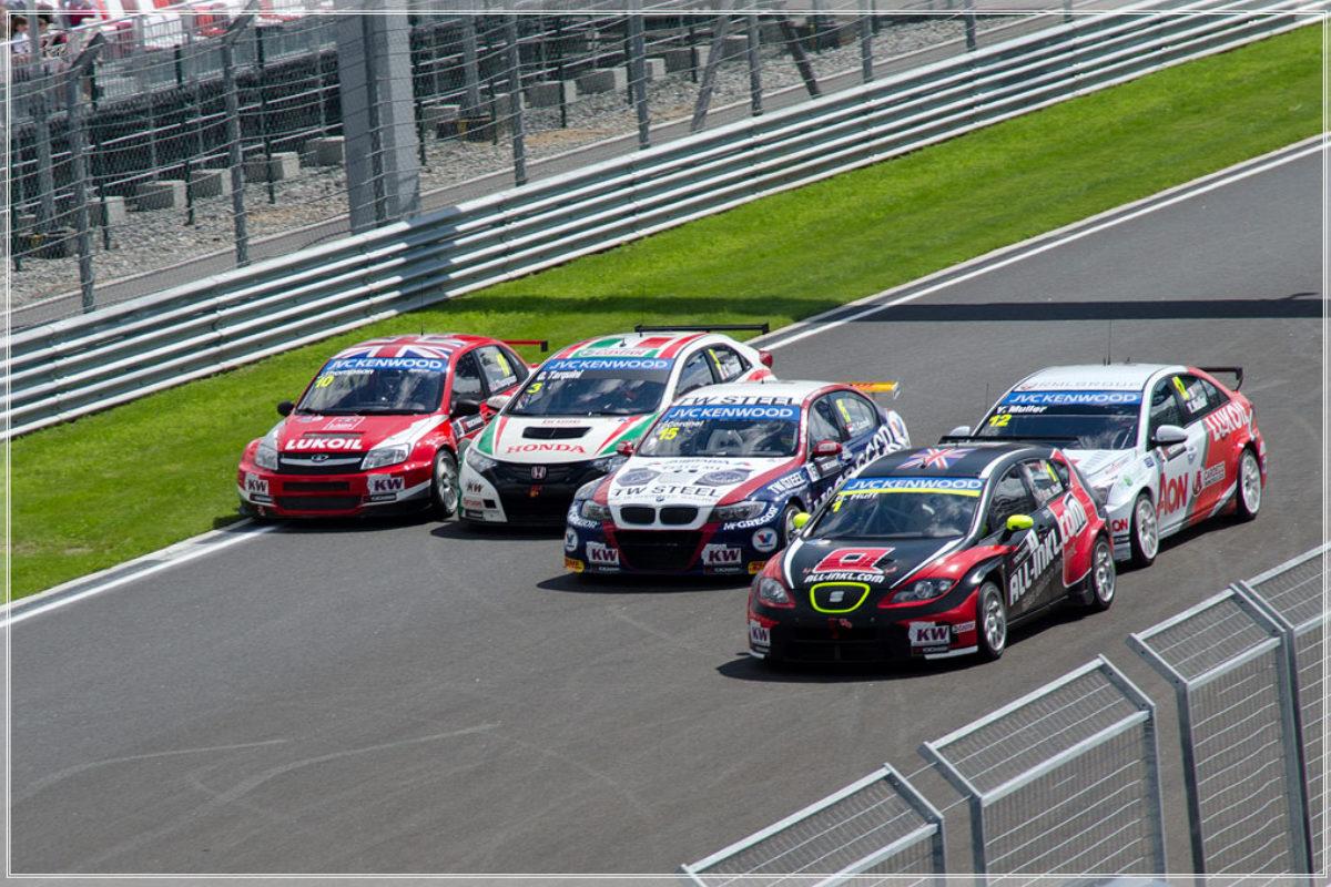 6-й этап WTCC на Moscow Raceway